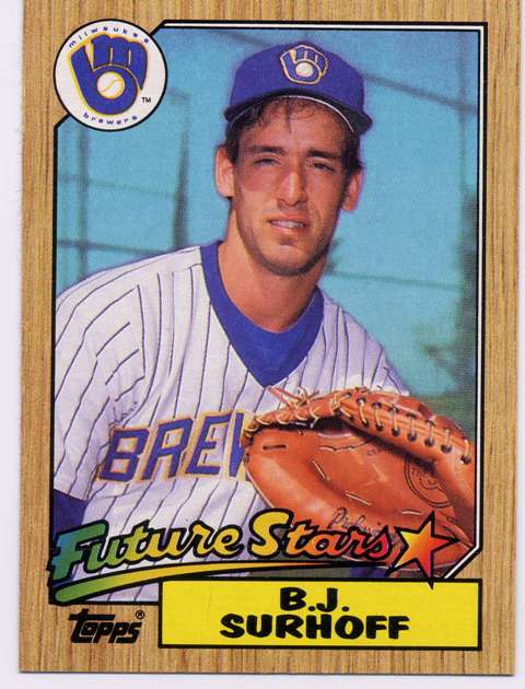Growing Up In The Late 80s Baseball Cards Were A Big Deal To Me