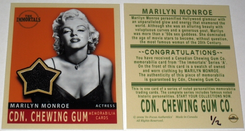 marylin monroe used
